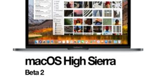 macos high sierra beta 2 infoidevice