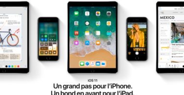 nouveautes ios 11 apple infoidevice