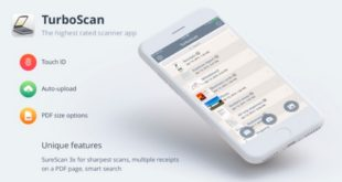 test application turboscan pro infoidevice