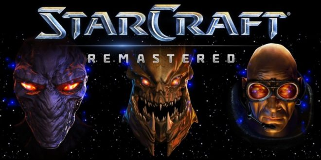 blizzard annonce starcraft remastered mac pc infoidevice
