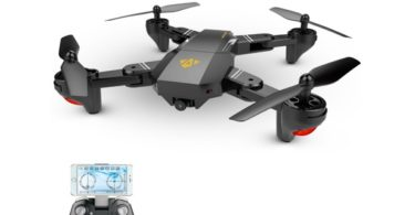 bon plan drone quadcopter visuo xs809w infoidevice