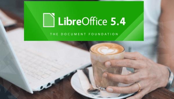 Libreoffice 5 4 apporte de nouvelles fonctionnalit s et am liorations pour la suite bureautique - Libre office pour windows ...