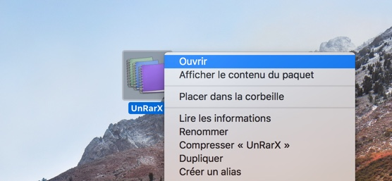 ouvrir application non identifiee macos infoidevice