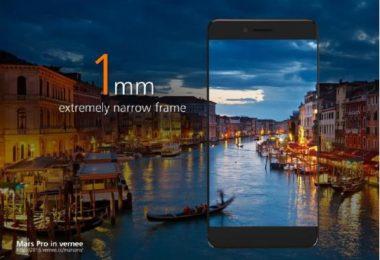 smartphone vernee mars pro flagship killer du oneplus 3t infoidevice