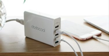 test chargeur dodocool da85 infoidevice