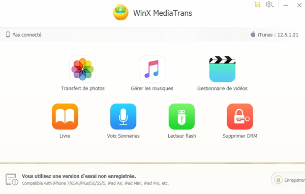alternative itunes winx mediatrans pour windows infoidevice