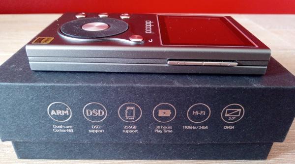 boutons volume lecteur audio hi-res dodocool da106 infoidevice