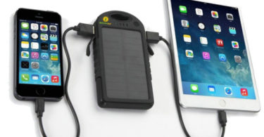 chargeur hybride solaire mypocketsun infoidevice