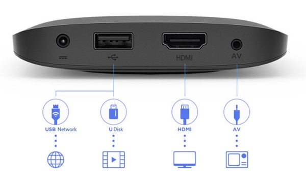 connexion xiaomi mi box 4k alternative apple tv infoidevice