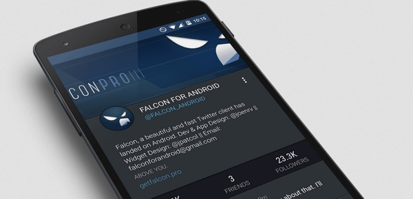 falcon pro 3 android version 1.6 infoidevice