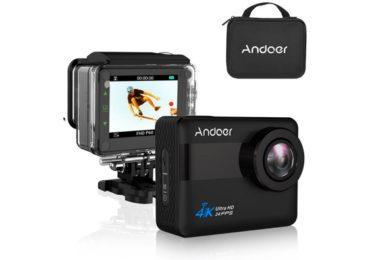 promo camera action andoer an1 infoidevice