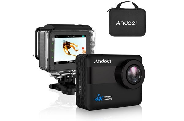 promo camera action andoer an1 infoidevice