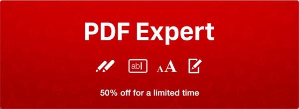 promotion logiciel pdf expert readdle mac et ios infoidevice