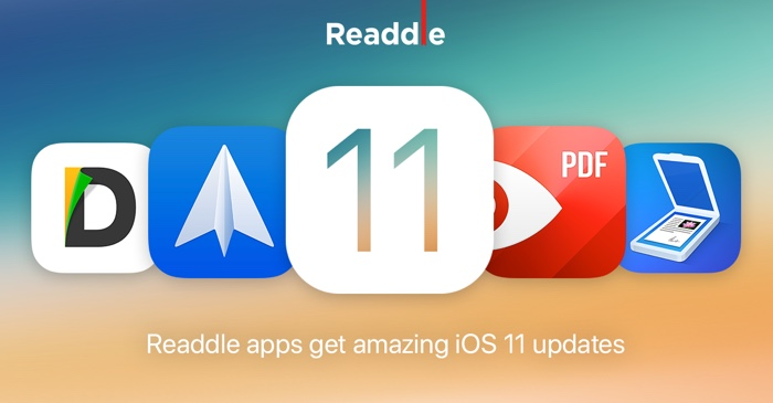 applications readdle compatibles ios 11 infoidevice