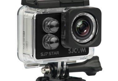 boitier etanche camera action sjcam sj7 star