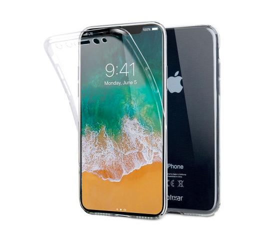 flexicover olixar coque portection integrale iphone x