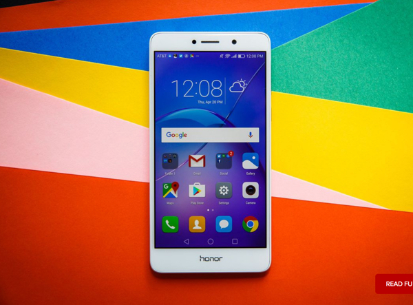 huawei honor 6x android 8 infoidevice