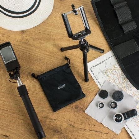 kit du parfait photographe pour iphone x infoidevice