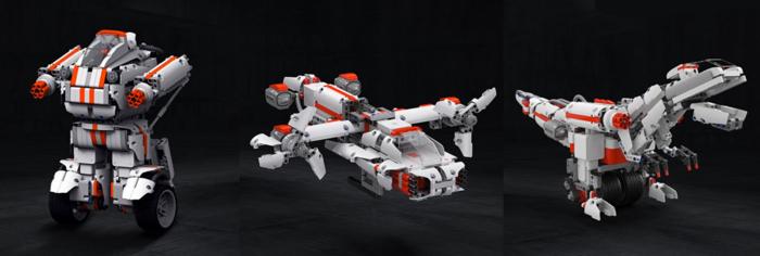 modifier robot xiaomi mitu diy builder
