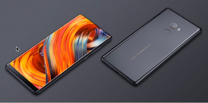 precommande xiaomi mi mix 2 rival iphone x infoidevice