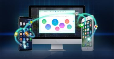 anytrans transfert android vers ios