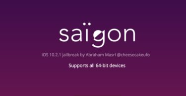 jailbreak ios 10.2.1 saigon iphone ipad 64 bit