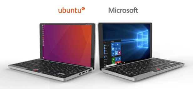 netbook gpd pocket 7 pouces compatible windows ou ubuntu