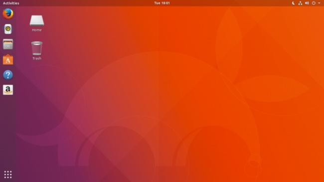 nouveau fond d ecran ubuntu 17.10 Artful Aardvark
