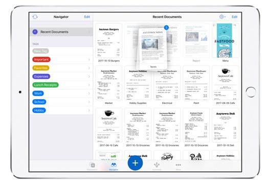 paperlogix organise les documents numérises