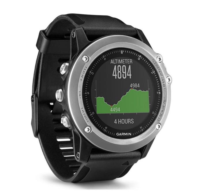 promotion montre garmin fenix 3 hr avec altimetre