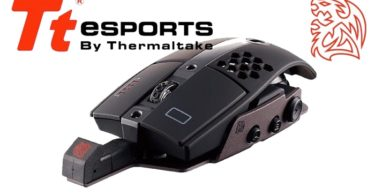 test longue duree souris gamer thermaltake tt esports level 10m hybrid infoidevice
