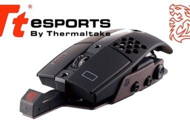 test longue duree souris gamer thermaltake tt esports level 10m hybrid infoidevice