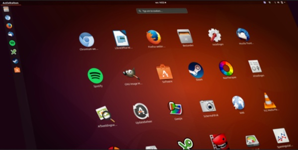 ubuntu 17.10 Artful Aardvark disponible