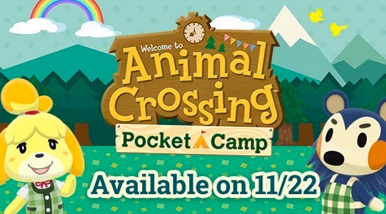 animal crossing pocket camp ios android