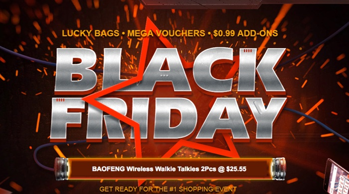 black friday et cuber monday gearbest 2017