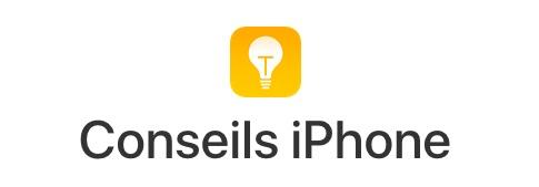 reinstaller applications origine sur iphone et ipad
