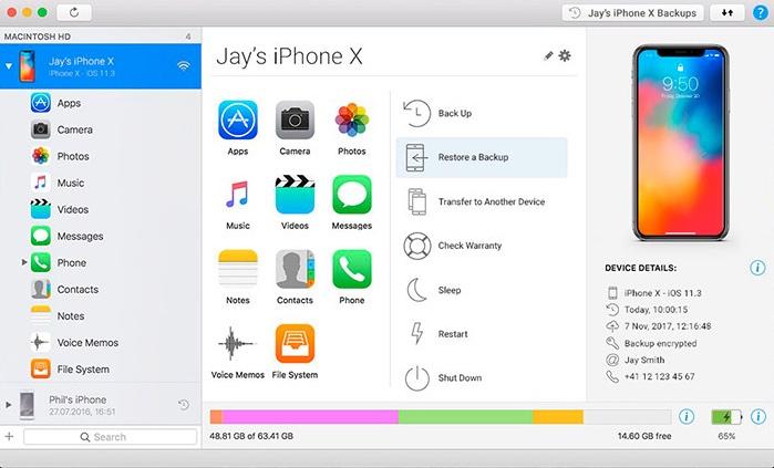 imazing 2.5 telechargement ipa sur mac