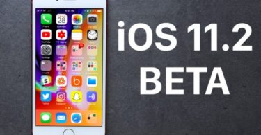 ios 11.2 beta 3 disponible