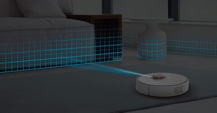 mapping xiaomi mi robot vacuum
