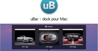 revue application ubar dock pour mac