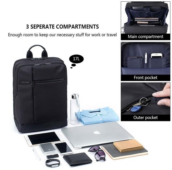 sac transport ordinateur portable xiaomi business