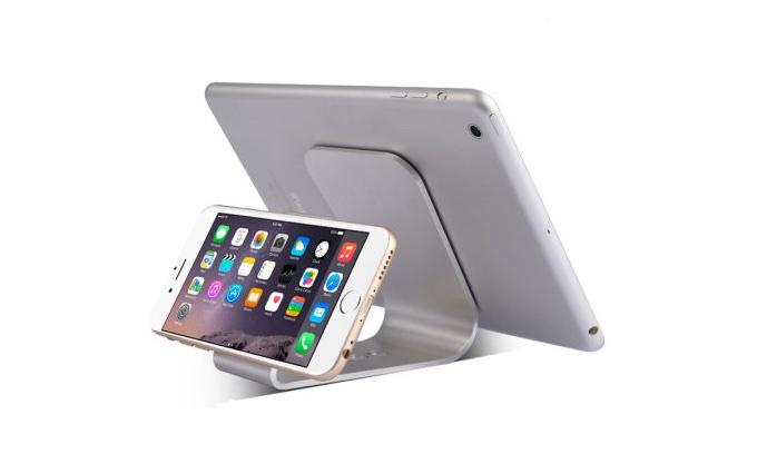 test support bureau universel olixar pour smartphone et tablette