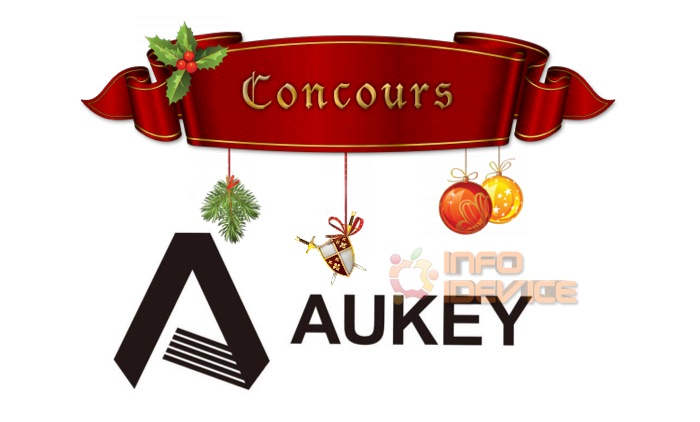 concours aukey infoidevice noel 2017