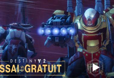 destiny 2 gratuit sur pc ps4 et box