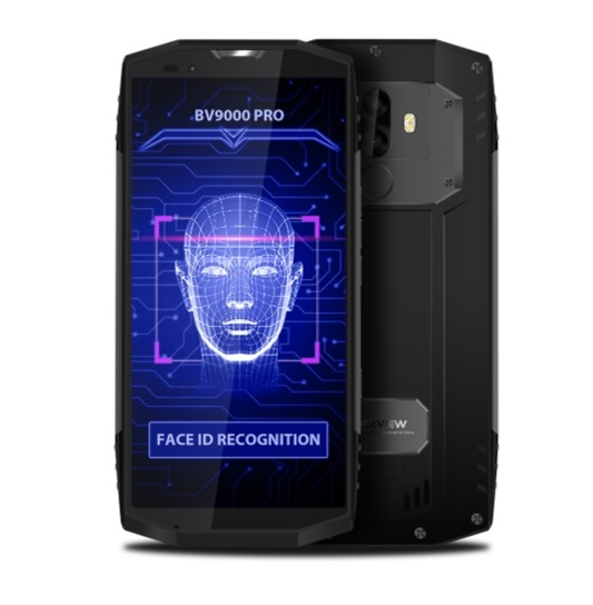 face id blackview bv9000 pro
