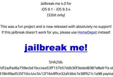 jailbreak ios 9 jailbreakme 4.0