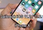 jailbreak iphone x ios 11.2
