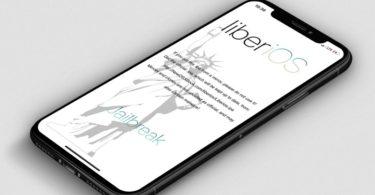liberios jailbreak ios 11 pour iphone x et ipad