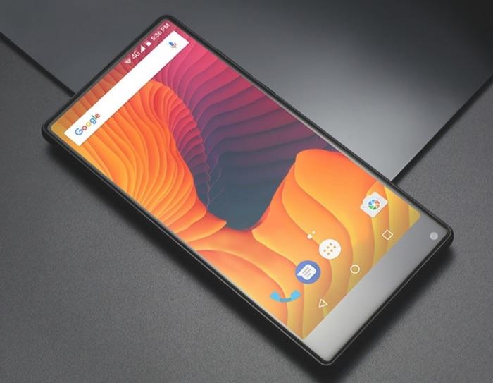 liquidation smartphone vernee mix 2