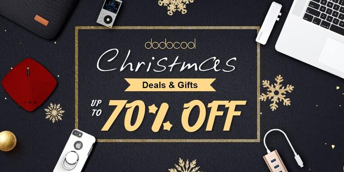 promotion dodocool noel 2017